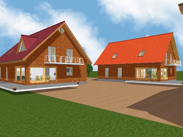 bauantrag einfamilienhaus und obstlager architekt