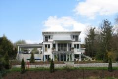 Pultdachhaus  Neubau