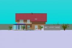 Dietsche-Heist-Bauantrag-farbige-Südansicht