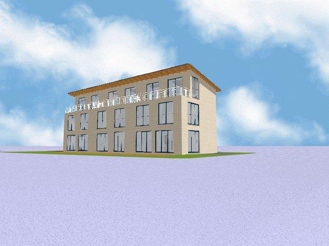 energieeffizientes bauen reihenhaus kfw architekt. Black Bedroom Furniture Sets. Home Design Ideas